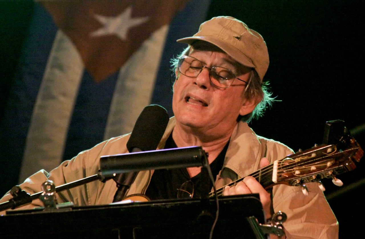 Tour through the neighborhoods of Silvio Rodriguez reaches 90 concerts