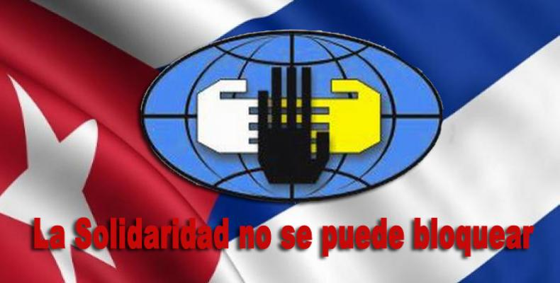 European Solidarity with Cuba Brigade is Welcomed in Havana