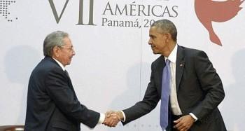 Raul y Barack