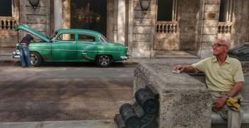 Cuba, auto