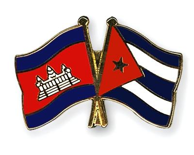 Cambodia-Cuba