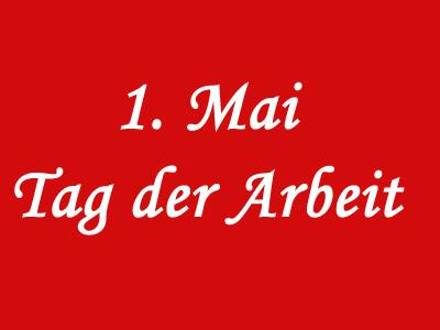 Bildergebnis für 1. Mai schweiz
