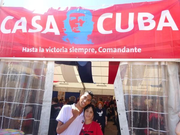 Casa Cuba uf dem UZ-Pressefest