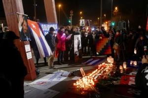 Die Solidarität in der Schweiz ehrt Fidel