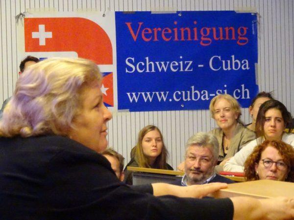 Dra Aleida Guevara, Tochter des Che