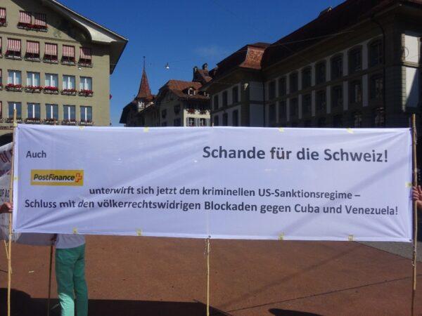 Schande für die Schweiz