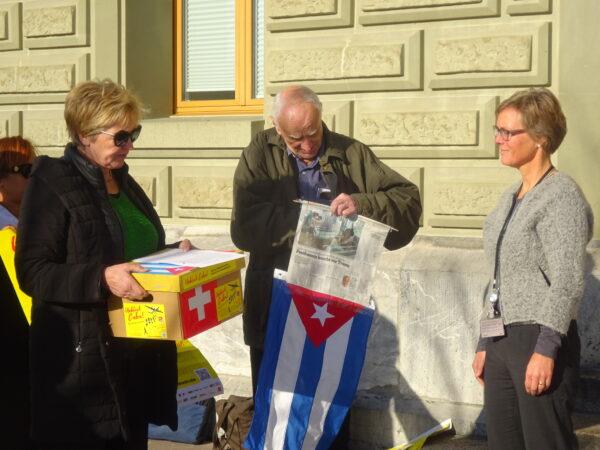 UNBLOCK CUBA-Petition