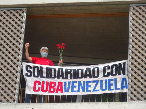 CUBA und der 1. Mai in der Schweiz